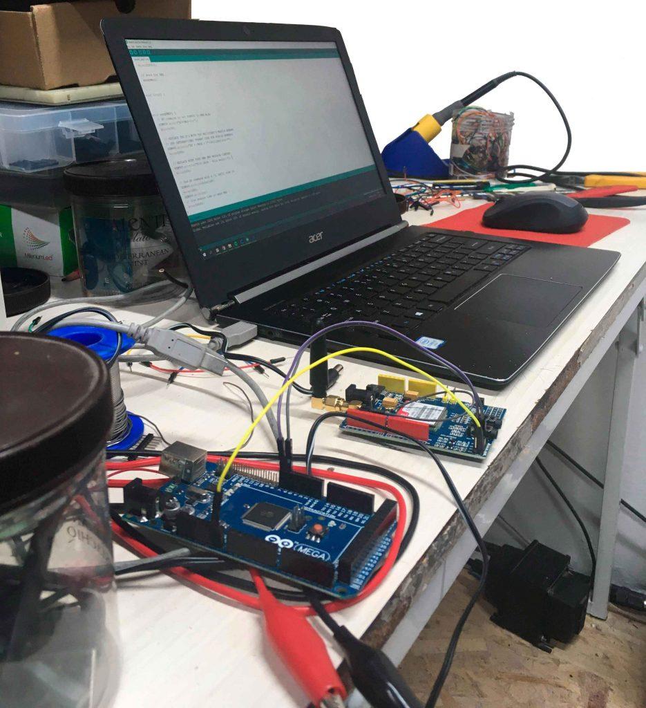 Curso de Robótica programación Image Campus imagen 01