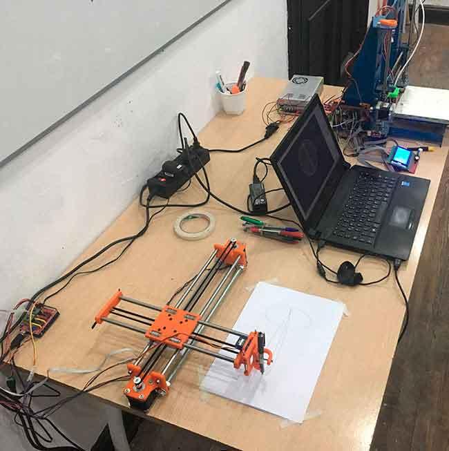 Curso de Robótica programación Image Campus imagen 02