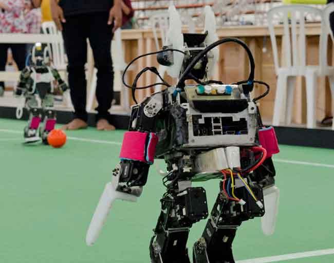 Curso de Robótica programación Image Campus imagen 03