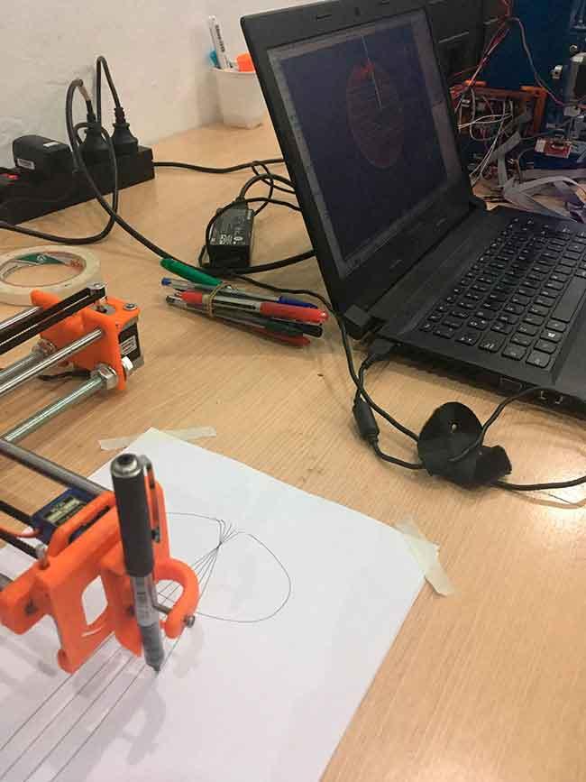 Curso de Robótica programación Image Campus imagen 04