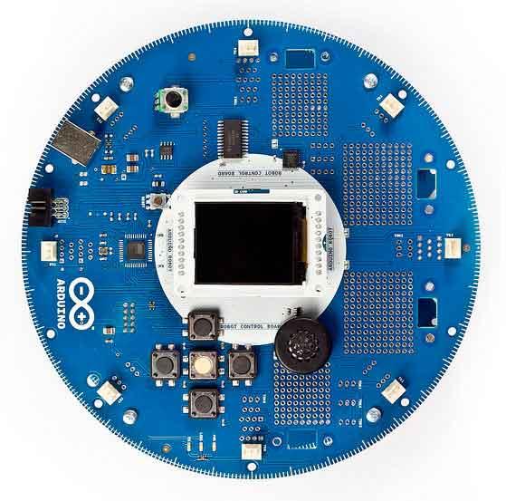 Immagine del corso di robotica elettronica Immagine del campus 02