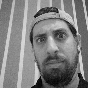 Guillermo Averbuj, diseñador de juegos, consultor para productos, profesor de Image Campus