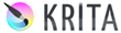 krita, software para dibujos animados icono animacion