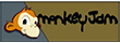 Monkey Jam, software icono animacion