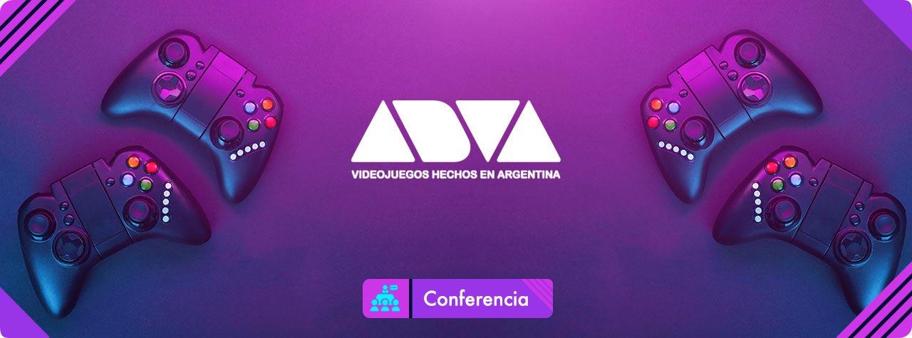 Desarrollo de Videojuegos en Argentina - ADVA - Mauricio José Navajas