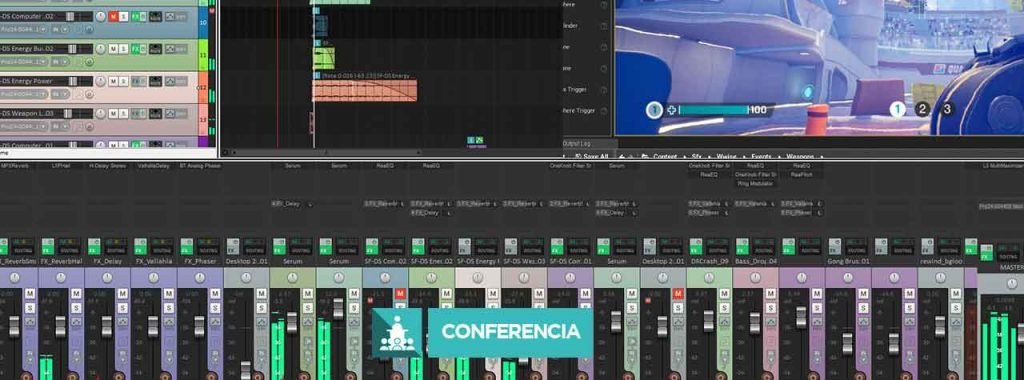 Núcleo 2019 - Sound Design in the Argentine Video Game Industry