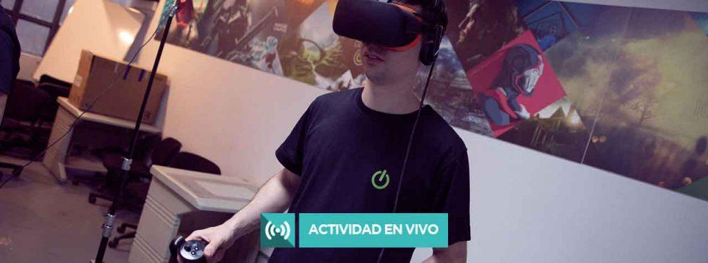 Núcleo 2019 - Área Interactiva - Realidad Virtual