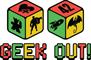Geekout, logo empresas sitio amigos Image Campus