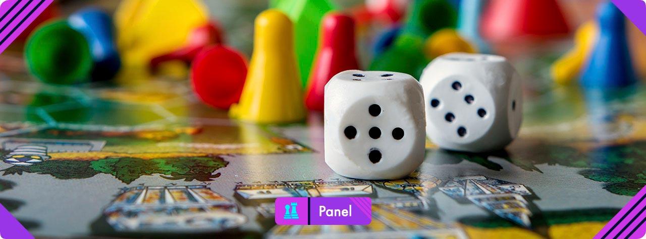 Panel de Juegos de Mesa