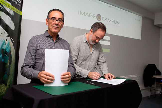 Innovador convenio de pasantías para estudiantes de Image Campus y NGD Studios