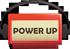 Power Up, logo empresas sitio amigos Image Campus