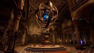Screenshot 1, Project: Boss Fight VR, IC-Cube - Image Campus Incubator