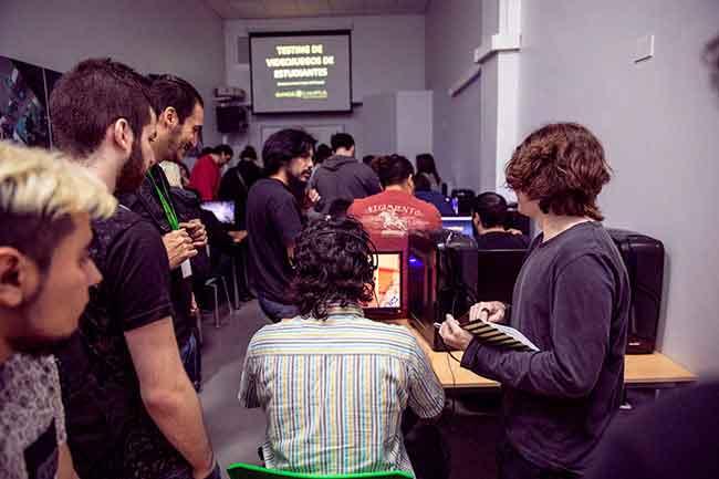 Núcleo 2019 - Testing de los videojuegos de estudiantes
