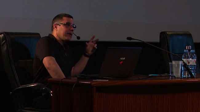 Núcleo 2019 - El audio en videojuegos AAA