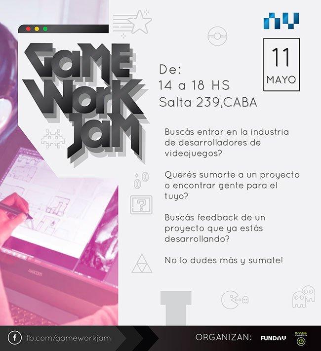 Travailler Game Jam 2019 - 11 mai