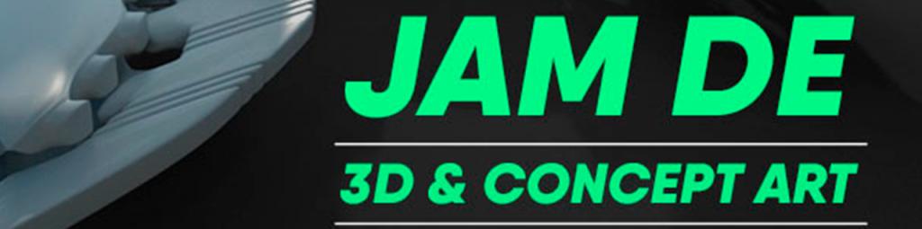 Jam De Arte 3d Y Concept Art - Agosto 2019