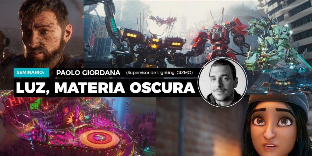 Séminaire Paolo Giordana: matière claire et sombre