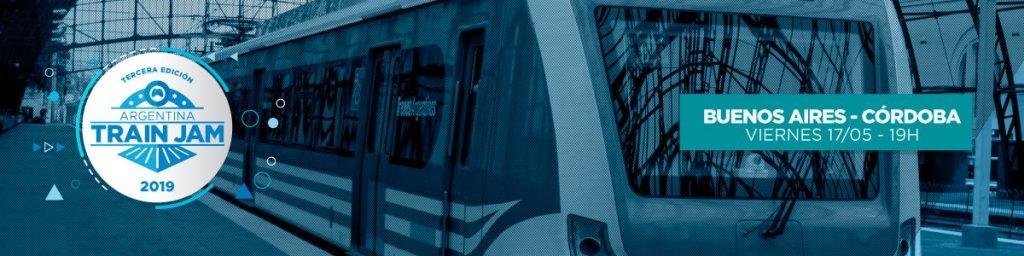 III Argentina Train Jam