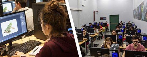 Infraestructura y Recursos Tecnológicos de Image Campus