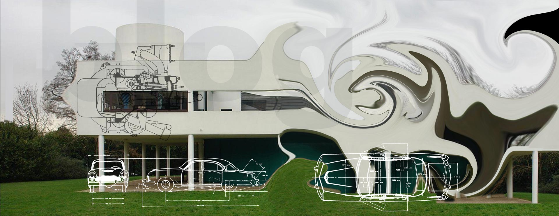 Le Corbusier the Magic Serpent and the Kayser Caravel
