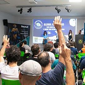 Auditorio - Infraestructura y Recursos Tecnológicos de Image Campus