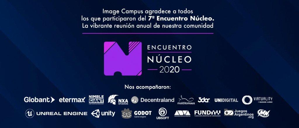 Encuentro nucleo 2020
