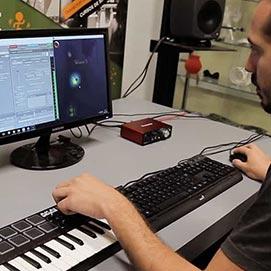 Game Audio - Infraestructura y Recursos Tecnológicos de Image Campus