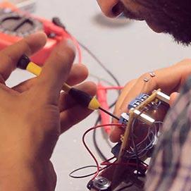 Robotica - Infraestructura y Recursos Tecnológicos de Image Campus