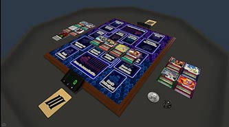 Jeux étudiants - Conception de jeux - Campus d'image