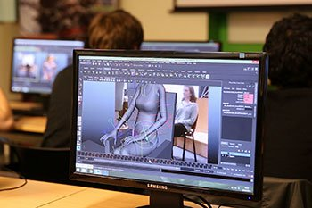 Vivre dans un atelier de modélisation 3D