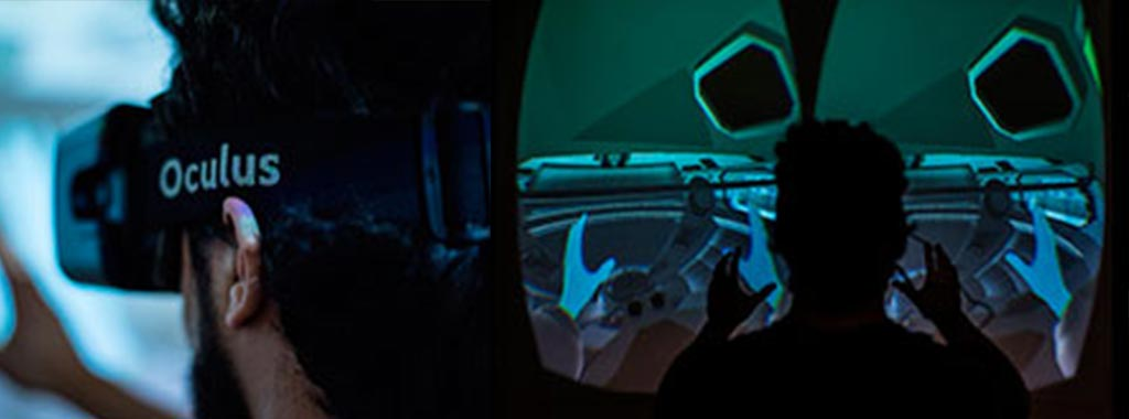 Área Interactiva - Realidad Virtual