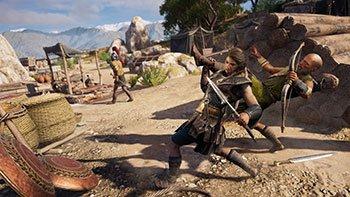 Desafíos, gestión de producción y control de calidad en Assassin's Creed Odyssey