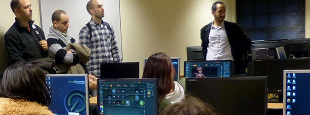 Producción: Interfaz entre el aula y la industria