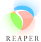Logotipo da Reaper
