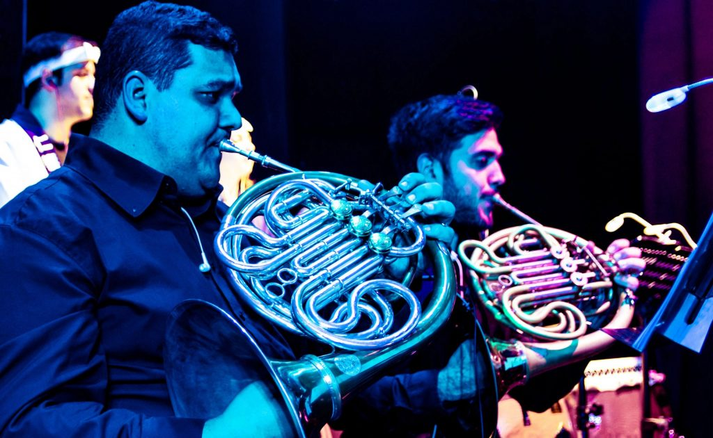 Power Up Orchestra - Encuentro Nucleo 2021